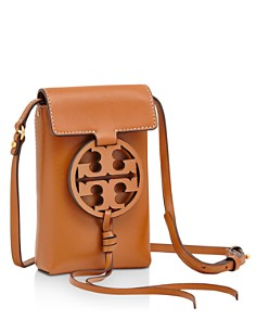 Tory Burch - Miller Leather Smartphone Crossbody
