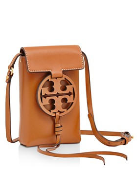 01b571298551 Tory Burch - Miller Leather Smartphone Crossbody ...