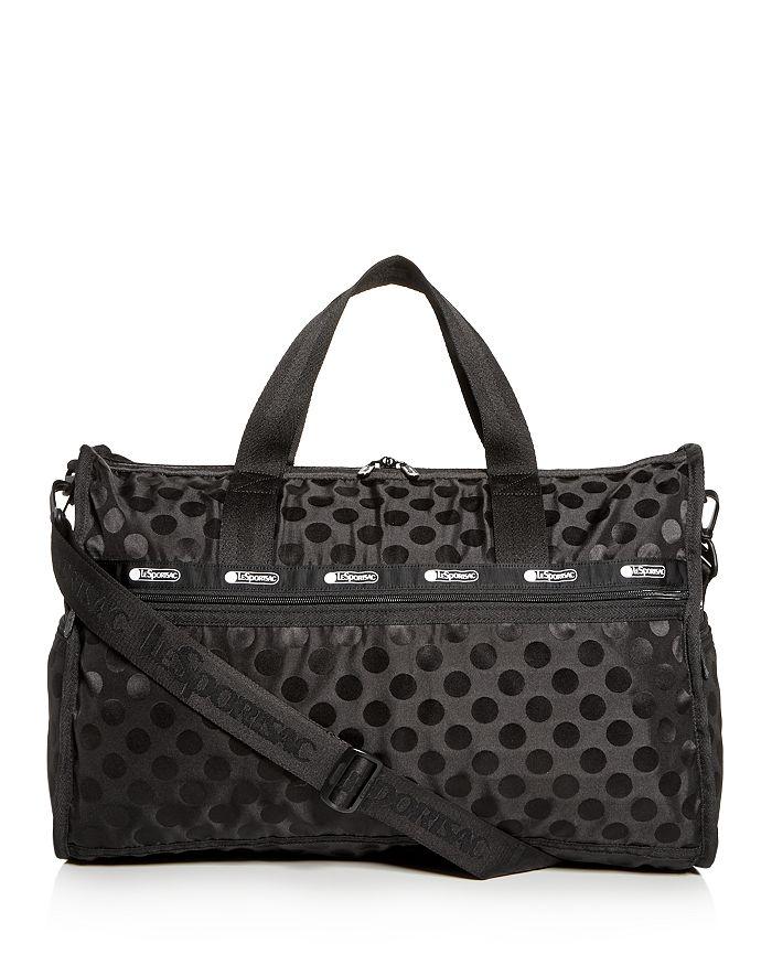 LeSportsac - Rebecca Polka-Dot Weekender Duffel Bag