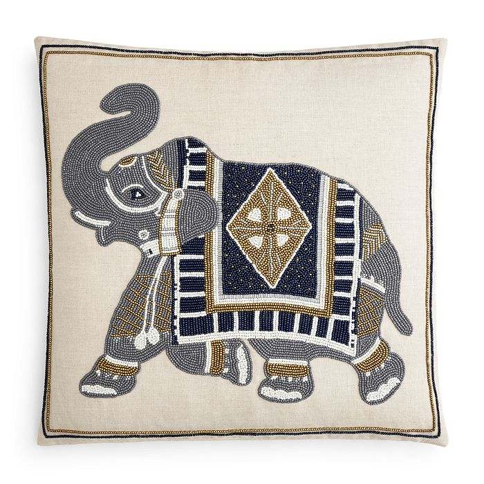 "John Robshaw - Sakala Decorative Pillow, 20"" x 20"""