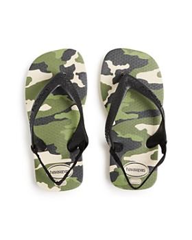 havaianas - Boys' Camo Flip-Flops - Baby, Walker