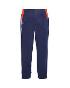Lacoste - Boys' Tracksuit Jogger Pants - Little Kid, Big Kid