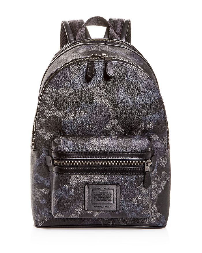 5183a9bb1118 COACH - Signature Wild Beast Print Academy Backpack