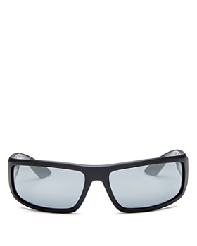 78126a56a6d4 Prada - Men s Linea Rossa Mirrored Wrap Sunglasses