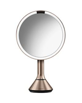 """simplehuman - 8"""" Sensor Makeup Mirror with Brightness Control"""