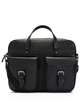 Ted Baker - Forsee Fashion Leather Document Bag