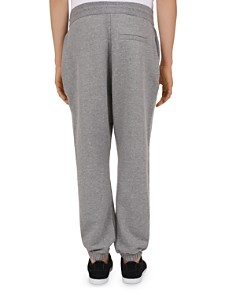 The Kooples - Mix Oversized Fit Jogger Pants