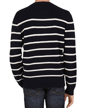 ... The Kooples - Mix Striped Wool   Cashmere Sweater 60c83e6d75f8
