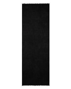 Fraas - Frayed-Edge Lightweight Cashmere Scarf