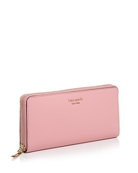 kate spade new york - Medium Slim Leather Continental Wallet