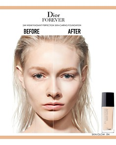 Dior - Forever 24H-Wear High Perfection Skin-Caring Glow Foundation
