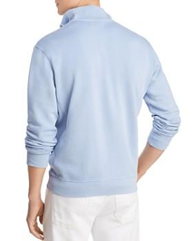 The Men's Store at Bloomingdale's - Half-Zip French Terry Sweatshirt - 100% Exclusive