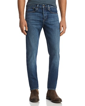 rag & bone - Fit 1 Skinny Fit Jeans in Throop