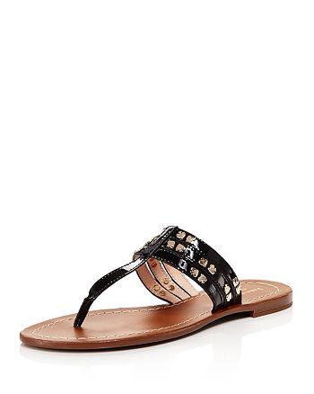 kate spade new york - Women's Carol Thong Sandals