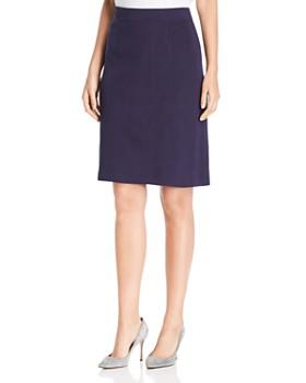 Misook - Straight-Fit Skirt