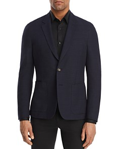 Paul Smith - Soho Plaid Seersucker Slim Fit Sportcoat