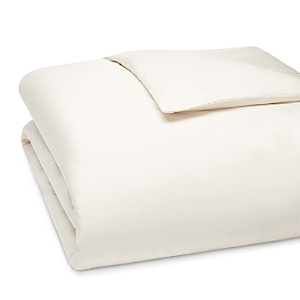 Coyuchi Organic Cotton 300TC Sateen Duvet Cover, Full/Queen