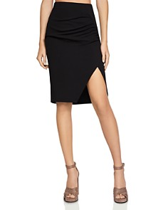 BCBGeneration - Ruched Pencil Skirt