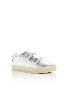 20723d646fe2 POP SHOES - Unisex St. Laurent Metallic Light-Up Sneakes - Toddler
