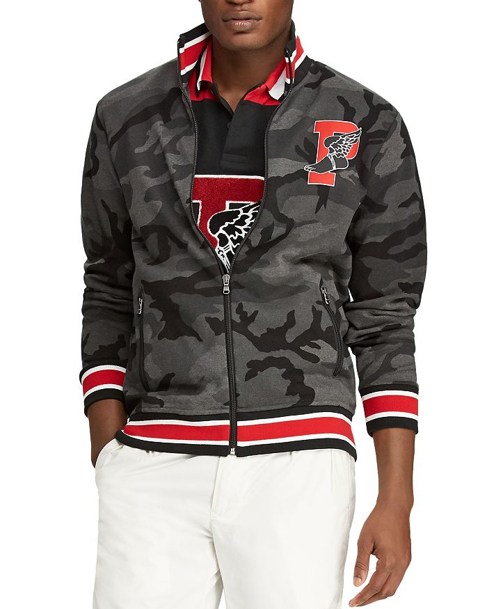 Polo Ralph Lauren - P-Wing Camouflage-Print Track Jacket