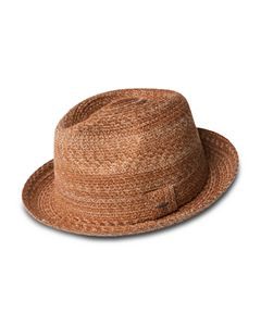 cf61f55cd Ted Baker Syrup Textured Trilby Hat | Bloomingdale's