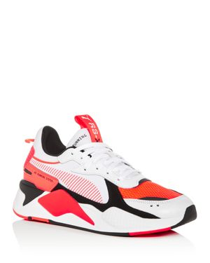 Puma Men's Rs-x Reinvention Low-Top Sneakers