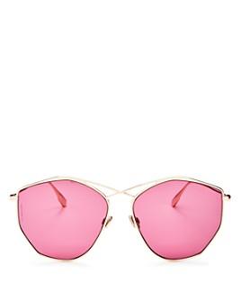 Dior - Women's Stellaire Mirrored Geometric Sunglasses, 59mm