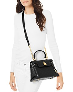 MICHAEL Michael Kors - Medium Leather Satchel