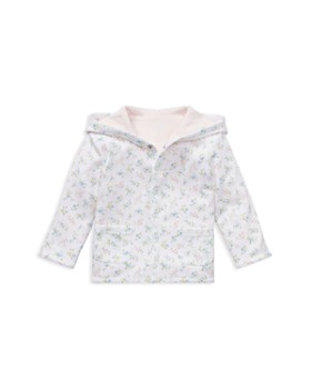 Ralph Lauren - Girls' Reversible Hoodie Jacket - Baby