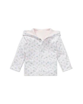 Ralph Lauren - Girls' Reversible Hoodie Jacket - Baby