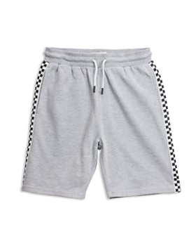 Sovereign Code - Boys' Official Checkered-Panel Shorts - Little Kid, Big Kid