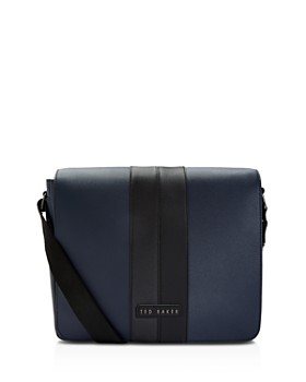 Ted Baker - Retzina Twill Pu Messenger Bag