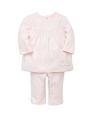 Little Me Girls Safari Tunic  Leggings Set  Baby