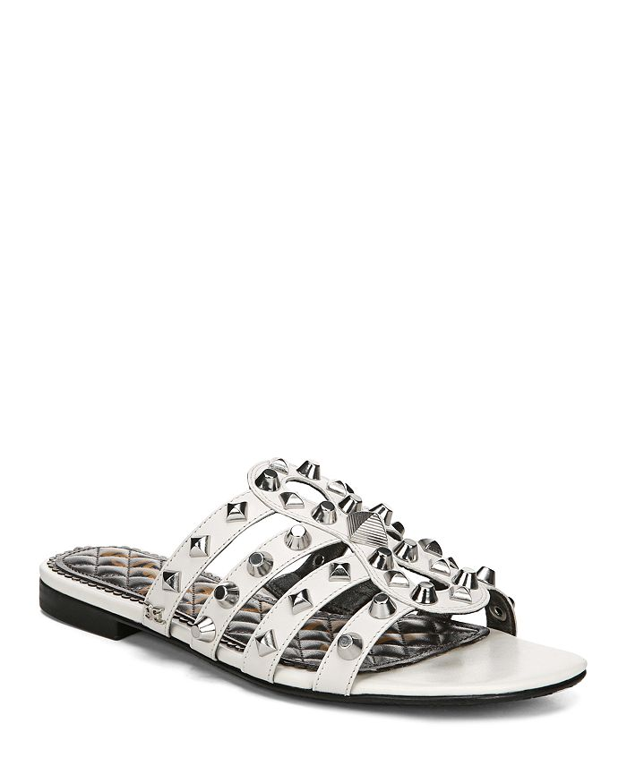 Sam Edelman - Women's Beatris Studded Slide Sandals