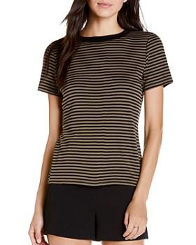 843e9ce86a4 Michael Stars - Mady Striped Short-Sleeve Tee ...