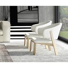 Huppé - Wolfgang High-Back Lounge Chair