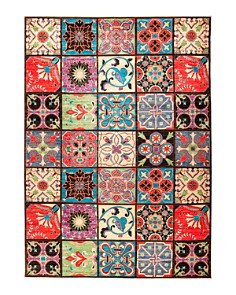Solo Rugs - Andee Suzani Rug Collection