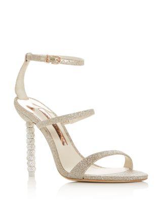 Rosalind Crystal 100 High-Heel Sandals