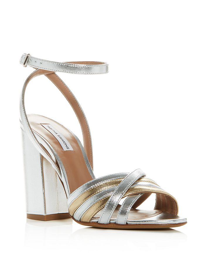 Tabitha Simmons - Women's Toni High Block-Heel Sandals