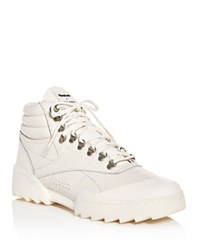 0bacfa6ecb82b Reebok - Women s Freestyle Hi Nova Ripple x Gigi Hadid High-Top Sneakers ...