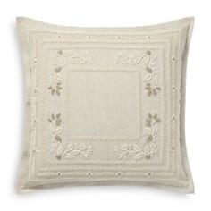 """Ralph Lauren - Sibyll Decorative Pillow, 18"""" x 18"""""""