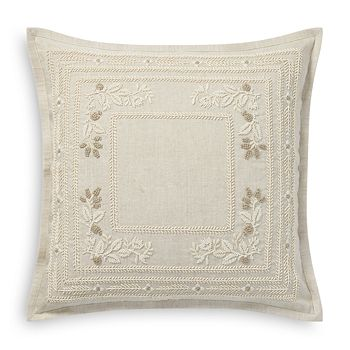 "Ralph Lauren - Sibyll Decorative Pillow, 18"" x 18"""