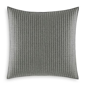 Vera Wang - Channel Running Stitch Euro Sham
