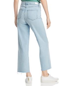 0fd6dce55c ... PAIGE - Nellie Crop Wid-Leg Jeans in Myrtle