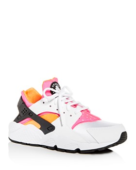 32d03cdb36 Nike - Women's Air Huarache Low-Top Sneakers ...