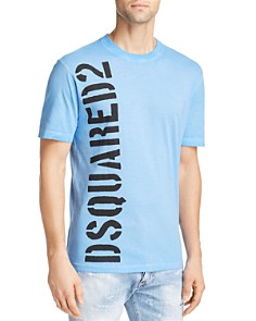 DSQUARED2 - Logo-Print Graphic Tee