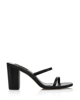 c50256bc6 ... AQUA - Women's Adele Open-Toe Block High-Heel Sandals - 100% Exclusive