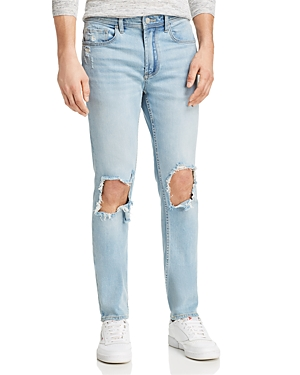Blanknyc Jeans HORATIO SKINNY FIT JEANS IN BURN YOU UP