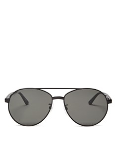 Balenciaga - Women's Aviator Sunglasses, 59mm