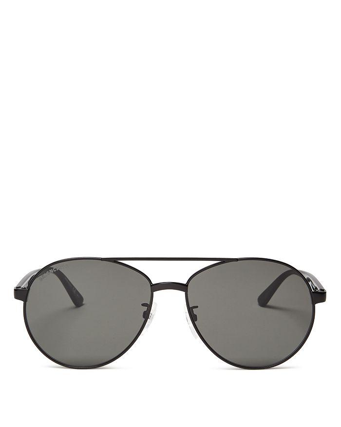 bf762968f Balenciaga Women's Aviator Sunglasses, 59mm | Bloomingdale's